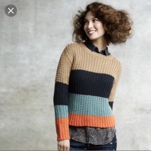 Anthropologie Sparrow Olaf Sweater